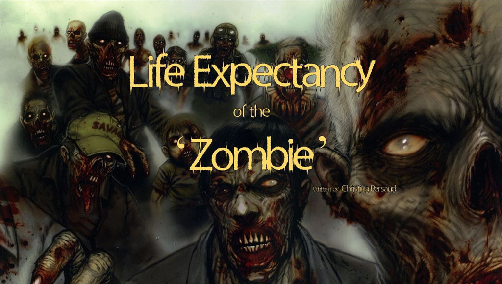 Life Expectancy of the Zombie
