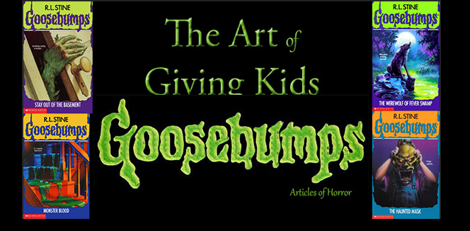 The Art of Giving Kids 'Goosebumps'