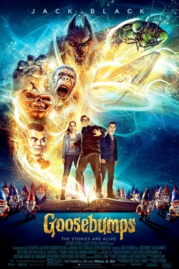 Goosebumps Movie 2015)