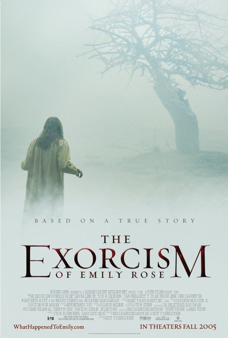 Movie Poster for The Exorcism of Emily Rose (2005)